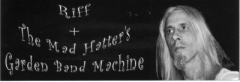 Riff & The Mad Hatter's Garden Band Machine